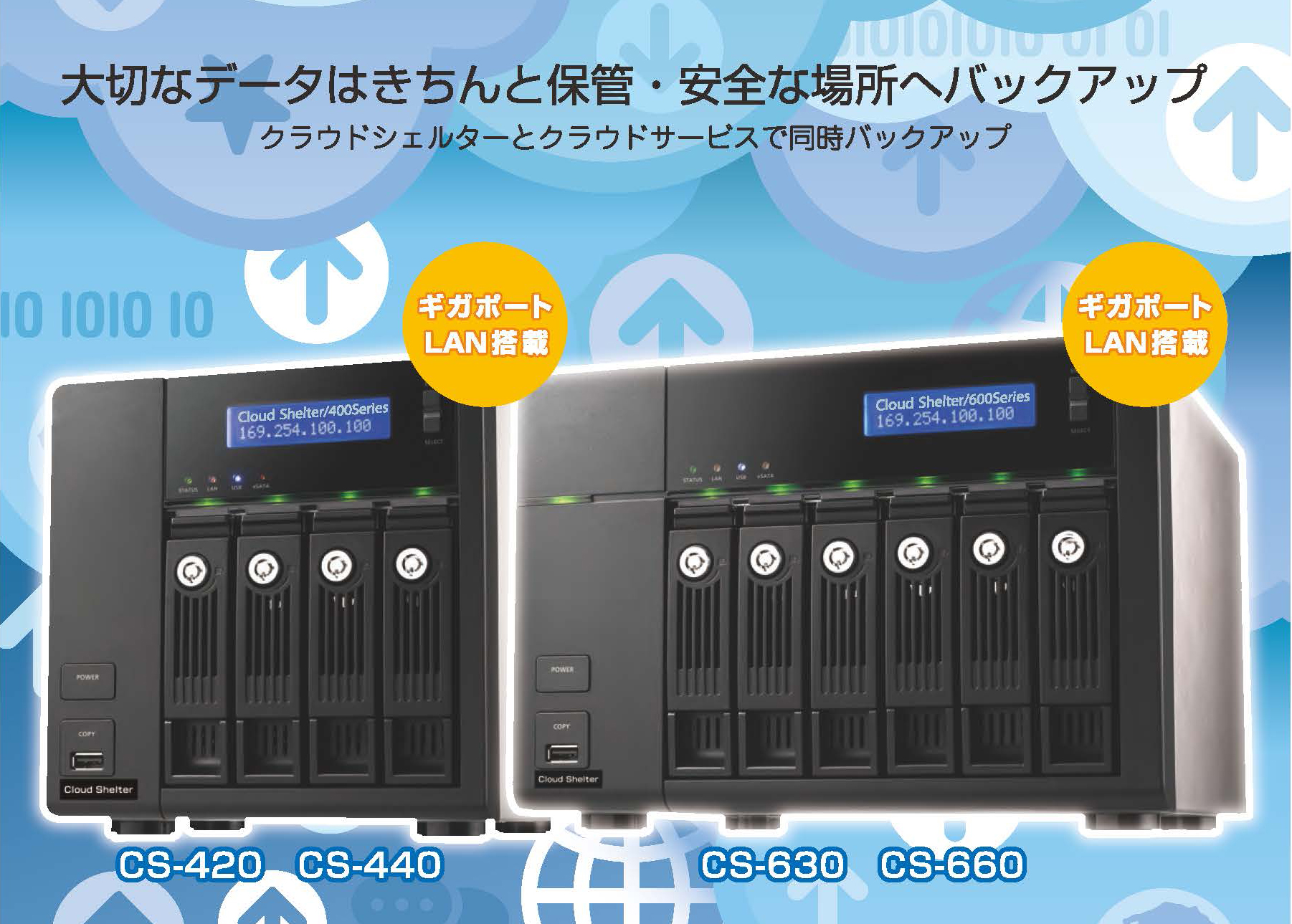 Restec Server RS5000i, RS5000iE